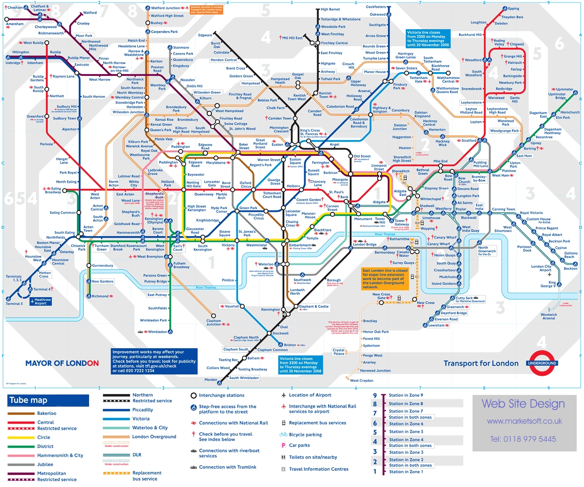Butterfly Wings Tattoo Tfl Tube Map